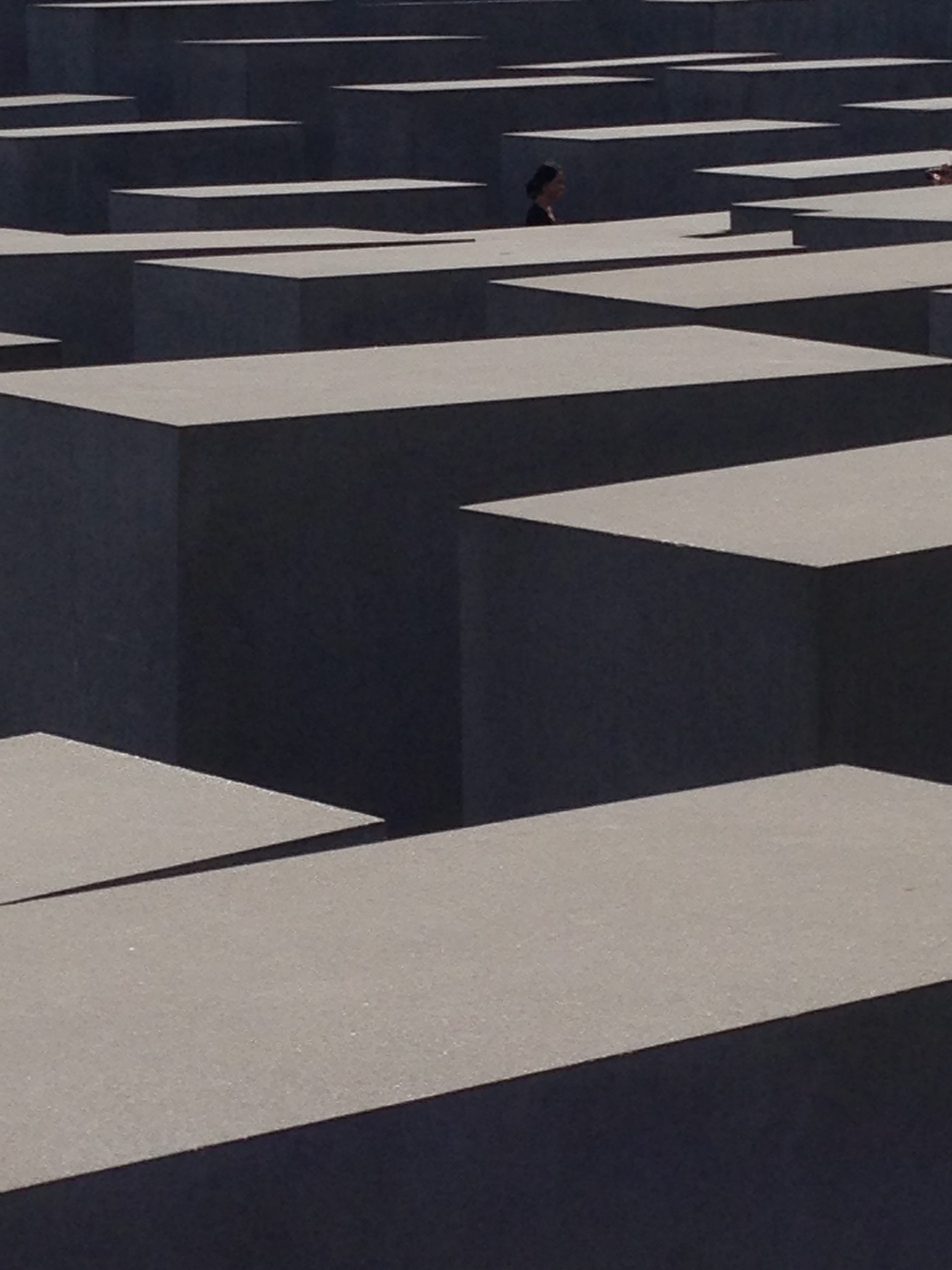 Hördenkmal für die ermordeten Juden Europas