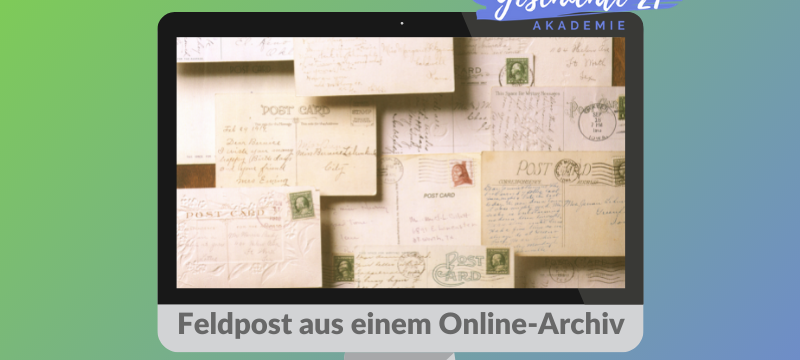 Mit einem Online-Archiv in deinem Geschichtsunterricht arbeiten